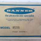 Banner BT23S DIFFUSE MODE BIFURCATED GLASS FIBER 36 LONG; 0.125 DIA. BUNDLE