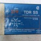 ATC 319B003Q1X 319 TDR SS 120 VAC 0 - 10 Time Delay Relay 319B-006-Q-1-X