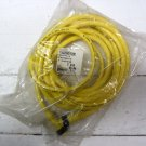 Woodhead Brad Connectivity 114020A01F200 4 Pin Male/Female 20 Foot 16 Awg Cordset