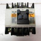 Fuji Electric 4NC0G0#11 Type SC-05 4NC0G0 Motor Starter Contactor 220 V 50 Hz 240 V 60 Hz