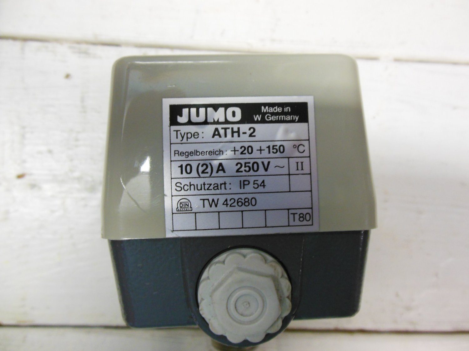 Jumo Ath 2 Thermostat 150 Degrees C 250 V Ath2 New