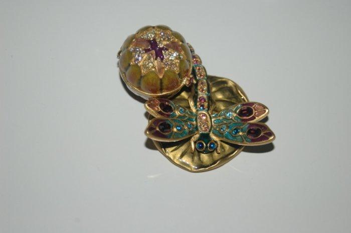 Estee Lauder Solid ~ Glistening Dragonfly ~