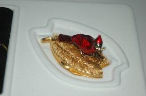 Estee Solid Compact ~ Brilliant Cardinal ~ MIB