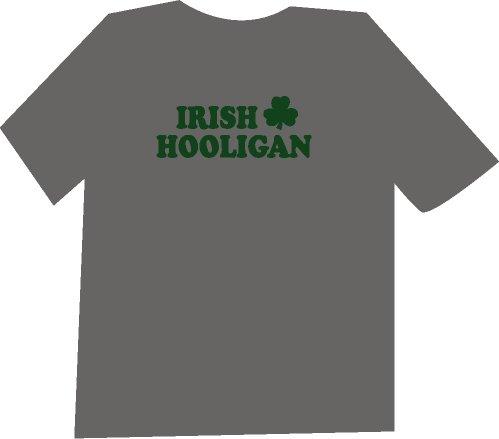 Irish Hooligan Funny  T-Shirt NEW