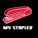My Stapler office space  T-Shirt NEW