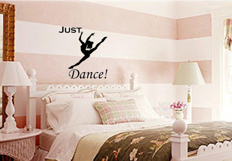 Just Dance Wall Art Vinyl Decal