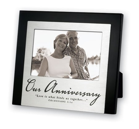 Our Anniversary Frame