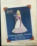 Celebration BARBIE Ornament Hallmark Keepsake