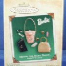 Barbie Miniatures Ornaments Set of 9