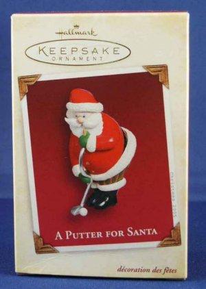 A Putter for Santa