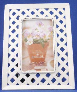 Hallmark Rustic White Frame