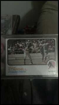 1973 Willie Stargell Topps card