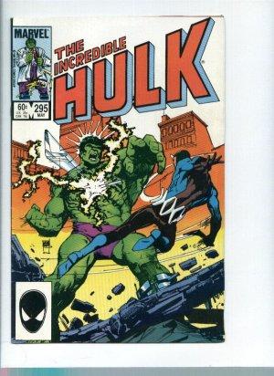 Incredible Hulk Volume 2(1968) Issue# 295 VF/NM