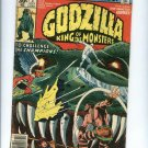 Godzilla Comic Issue #3