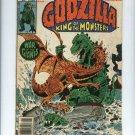 Godzilla Comic Issue #4