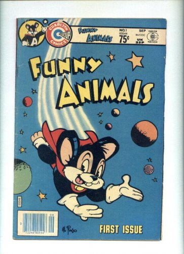 Funny Animals 1 comic