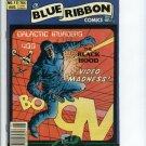 Blue Ribbon 11 comic
