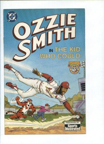ozzie smith comic