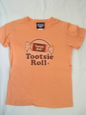 Tootsie Roll Tee