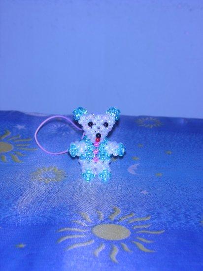Beary Bear - Blue (D.I.Y)