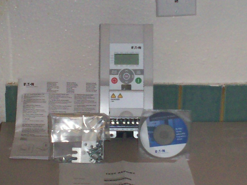 Free USA Shipping With Eaton MMX34AA5D6F0-0 Adjustable Frequency AC Drive & 480V