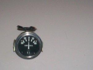 Free USA Shipping With Stewart Warner's Ammeter 60 +/- Amp Gauge |