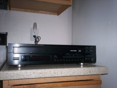 $0 USA Shipping With Yamaha CDC-655 5 CD Player W/PlayXchange/Optical & L/R Jack