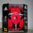 $0 Shipping W/ Adidas Size 5 Red/Silver 2013 Finale Capitano Match Ball Replica