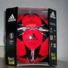 $0 Shipping W/ Adidas Size 5 Red/Silver 2013 Finale Capitano Match Ball Replica