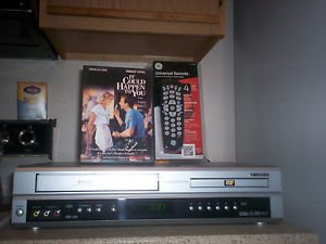 Refurbished Sansui VRDVD4001 HIFI Combo Player With 4 - 1 Remote & 1 Movies