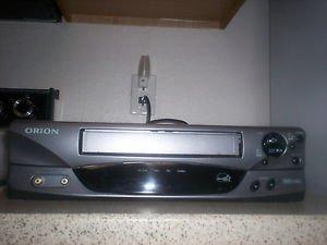 $0 Fast Shipping W/ Refurbished Orion VR021B 4 Head VCR W/ Digital Auto Tracking