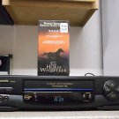 Refurbished Panasonic PV-9451 19U 4 Head VCR With VCR+ / Omnivision & VHS Movie