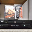 Refurbished Toshiba SD-2150 DVD Player With 1 DVD Movie & 4-1 Universal Remote