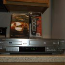 Refurbished Go Video DVR4400 VCR/DVD Combo Player With 4-1 Remote & 1 DVD
