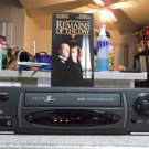 Refurbished Zenith VCS-410 4 Head HIFI VCR With Auto Head Cleaning & VHS Movie