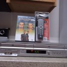 Refurbished Sony SLV-D550P 4 Head VCR/DVD Player With 4-1 Remote  & DVD Movie