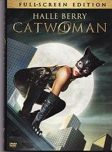 Brand New Catwoman DVD Fullscreen Halle Berry