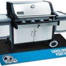 CAROLINA PANTHERS BBQ Grill Decorative Grease Mat