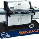 DENVER BRONCOS BBQ Grill Decorative Grease Mat