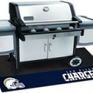 SAN DIEGO CHARGERS BBQ Grill Decorative Grease Mat