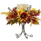 Sunflower Candelabrum