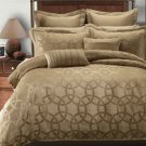Paulina 9-Pieces Bedding Set by Royal Hotel Collection Full
