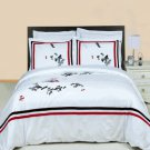 Florence Embroidered Multi-Piece Duvet Set Egyptian Cotton Full/Queen