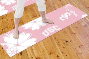 University of Southern California Yoga Mat