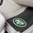 NFL -New York Jets 2 pc Carpeted Floor mats