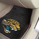 NFL -Jacksonville Jaguars 2 pc Carpeted Floor mats