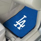 MLB- Los Angeles Dodgers 2 pc Carpeted Floor mats