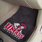 U Mass Minutemen Carpeted 2 pc Floor mats