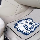 University of Connecticut 2 pc Carpeted Floor mats