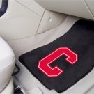 Cornell University 2 pc Carpeted Floor mats